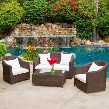 Page 4 Minimalist Patio Outdoor with
