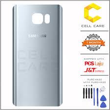 CellCare <b>Original Samsung</b> Galaxy Note 5 N9208 <b>Back</b> Glass ...