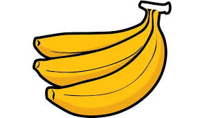 banana clipart black and white. banana clipart fruit clip art · black and white