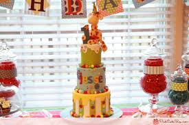 85 Birthday Cake Table Set Up Dessert Table Setup For 1st
