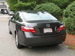 Toyota Camry XLE 2007 review