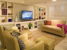 Basement Family Room Ideas Home Design Minimalist