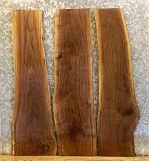 Natural edge furniture Modern 85468548 Natural Edge Wood Slabs 3jpg Save The Planet Furniture 3 Salvaged Natural Edge Black Walnut Endside Table Top Slabs 8546