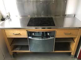 Ikea Meuble Cuisine Inox Tout Sur La Cuisine Et Le Mobilier Cuisine