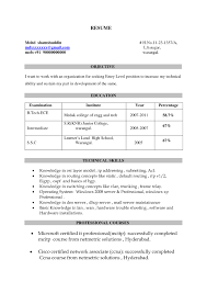 Download Ccna Resume Haadyaooverbayresort Com