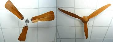 wooden fan blades cleaning ceiling wood replacement