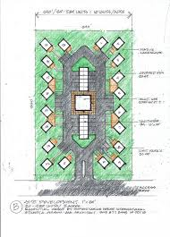 proposed site plan of village of hope