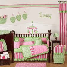 attractive baby bedding crib set for baby room decoration engaging girl baby nursery room