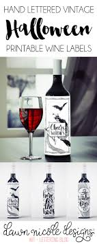 Free Printable Wine Labels Free Printable Halloween Wine Bottle Labels Ultimate Diy Board