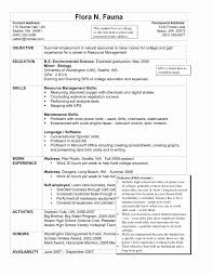 Sample Nanny Resume Nanny Resume Sample Objectives Therpgmovie 21
