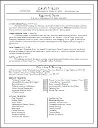 New Nurse Practitioner Resume Modeladviceco