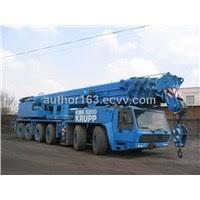 Krupp Kmk 6200 Load Chart Tadano Used Construction Machinery Truck Crane 100 Ton