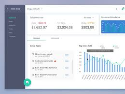 Material Dashboard Concept Sketch Freebie Download Free