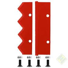 <b>Нож</b> сменный <b>двухзаходный</b> для грунта <b>DDE</b> (300 мм ...