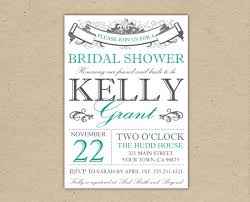 Bridal Shower Invitation Templates For Word Printable Wedding Shower Invitations Templates vastuuonminun 1