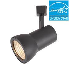 black led dimmable large cylinder track lighting head