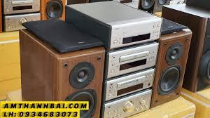 Test nhanh Dàn trung DENON 7.5L loa gỗ bóng SC-E727 gửi khách HCM - Yến Âm  Thanh Bãi - 0934683073 - YouTube