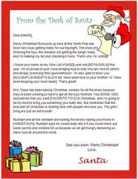 Free Letter From Santa Word Template 37 Best Printable Santa Letters Images Santa Letter Free