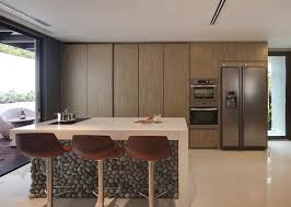 completed kitchen in siglap singapore by zadc studio
