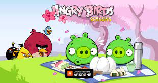Download Angry Birds Seasons Hack Apk
