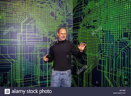 Montréal, Canada - le 27 mars 2016 : Steve Jobs co-fondateur d'Apple statue  au musée Grévin à Montréal Photo Stock - Alamy