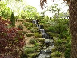 Small Picture Garden Design For Slopes Garden Design Ideas On A Slope Small