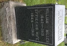 Effie Miller (1844-1919) - Find A Grave Memorial