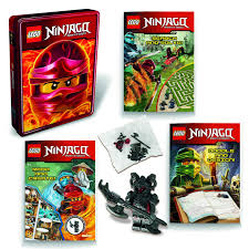 Lego Ninjago Tin of Books