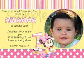 luxury invitation minnie mouse 1st birthday 94 in picture design images with invitation minnie mouse 1st