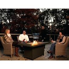 glass windscreen for fire pit rectangular napoleon bronze gas fire table glass windscreen for fire pit