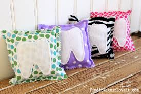 Tooth Fairy Pillow Find it Make it Love it