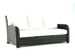 cushion sets for wicker furniture target outdoor wicker rniture conversation replacement cushion set c blue cushions