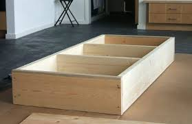 diy twin platform bed. Diy Twin Bed With Storage Build Platform Discover How To A Wood R