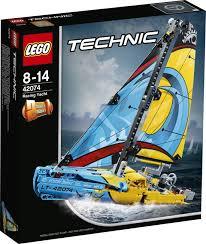 Bol Com Lego Technic Racejacht 42074 Lego Speelgoed