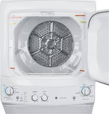 ge unitized spacemaker® 3 2 doe cu ft washer and 5 9 cu ft product image product image product image