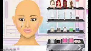 stardoll ariana grande make up tutorial
