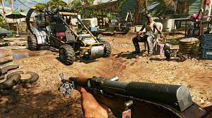 FAR CRY 6 NEW GAMEPLAY (PS5/XBX) - YouTube