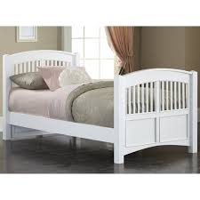 white twin bed. White Twin Bed