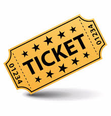 cfw custom guitar raffle ticket cats festival purge clipart ticket 85041