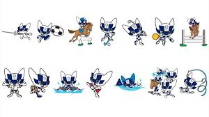Check spelling or type a new query. Tokio 2020 Revela A La Mascota Olimpica En Cada Deporte Y Disciplina De Los Juegos Eurosport