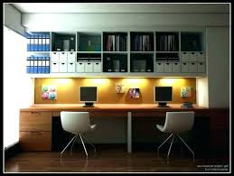 home office office furniture contemporary. Home Office Home. Plain Furniture For Two 2 Person Desk Contemporary Ideas