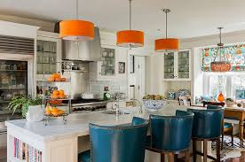 kitchen island lighting pendants. Image Of: Kitchen Island Pendant Lighting Orange Pendants