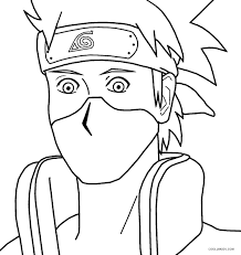 Besides, we also provide variety of topics for you to choose for your kids, such as flower, fruit, cartoon, alphabet. Free Printable Naruto Coloring Pages For Kids