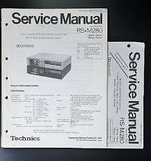 technics rs m original service manual service manual wiring technics rs m280 original service manual service manual wiring diagram