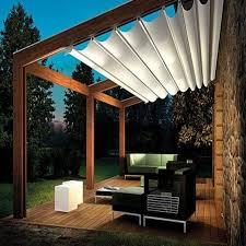garden tubs pergola retractable canopy kits with diy throughout plan 8