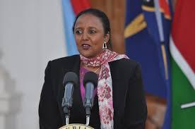 Kenyan Cabinet Secretaries Kenyan Women To Break Glass Ceiling In Cabinet Inter Press Service