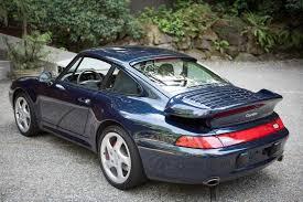 Dk blue grey 6 spd. Porsche 993 Turbo For Sale Bat Auctions