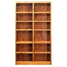dry oak open bookcase home depot shelves diy n