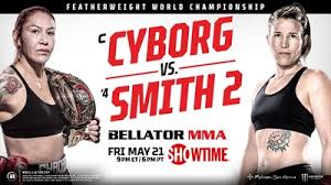 Shame the product isn't up to scratch but what can you do? Bellator 259 Cyborg Vs Smith 2 Fight Card Results