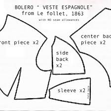 Bolero Jacket Pattern Adorable 48 Sewing Patterns BurdaStyle